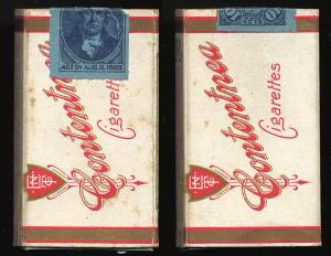 Contentnea Cigarettes pack